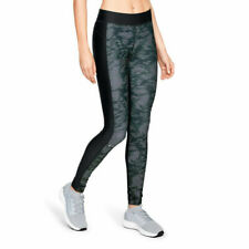 Under Armour Womens Ladies Gym Running Leggings Pants UK Extra Small