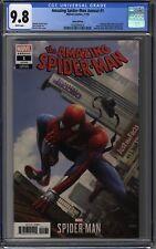 Amazing Spider-man (2018 5th Series) Annual #1 CGC 9.8 Game Variant