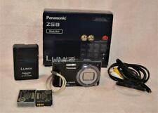 Panasonic Lumix DMC-ZS8 14.1MP 16x zoom Digital Camera Leika Lens HD video