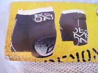 Demon Flex Force Pro Women's Snowboard/Mountain Bike Impact Shorts Size X-Large