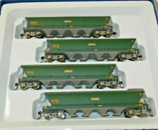 4 x Auscision HO Scale Freight Australia VHGF Covered Hoppers (Set VGH-9)