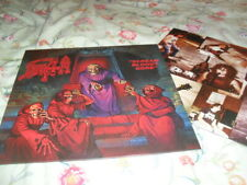DEATH -SCREAM BLOODY GORE- AWESOME RARE RE-PRESS LP VINYL WITH 4 SIDED INNER NM