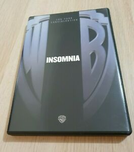 RARE Warner Brothers For Your Consideration 2002 Screener DVD Insomnia Region 1