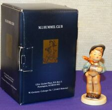 "Mi Hummel Goebel ""Lucky Fellow"" Figurine #Hum 560 Tmk 7 Germany Membership"