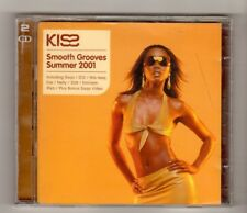 (HX651) Kiss, Smooth Grooves Summer 2001 - 2001 double CD
