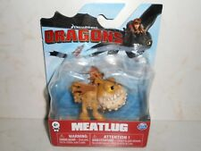 New Spin Master DreamWorks Dragons: MEATLUG How to Train Your Dragon 2017