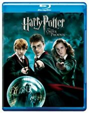 Harry Potter and the Order of the Phoenix [Blu-ray] NEW!
