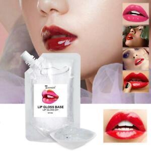 Non-stick Clear Lip Gloss Base Lipstick Lip Gloss Base Handmade Material S8P7