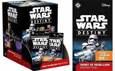 Star Wars: Destiny - Spirit of Rebellion Booster Box (36 packs)