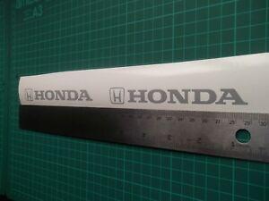 Honda Door Handle Sticker x4