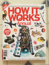 How It Works Annual 2018 Science Environment Tech History 1000s Facts