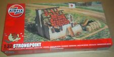 AIRFIX STRONGPOINT 1:32 SCALE MODEL KIT STRATEGIC BUILDING WW2 HOLDING GROUND