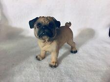 "New listing Male ""Pug"" Dog Figurine"