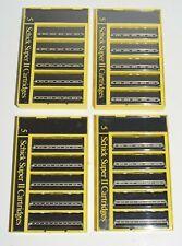 Vintage 20 Schick Super II Razor Cartridges Refills New