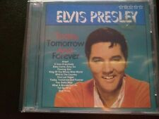 RARE ELVIS PRESLEY CD - TODAY TOMORROW AND FOREVER - OLDIES BUT GOODIES RECORDS
