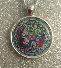 Collana d'argento portachiavi portachiavi Kingdom Hearts Sora VENTUS Ven vanitus