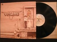 The Outlaws - S/T - 1975 Vinyl 12'' Lp./ VG+/ Southern Hard Rock AOR