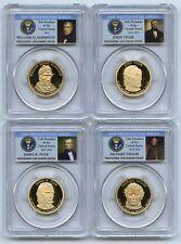 2009 S Presidential Dollar Set PCGS PR69DCAM