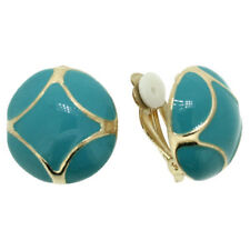 Unbranded Turquoise Sterling Silver Fashion Earrings