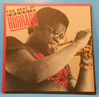 THE BEST OF FREDDIE HUBBARD LP 1980 ORIGINAL PRESS GREAT CONDITION! VG++/VG+!!A