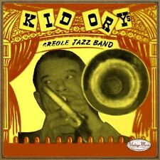 KID ORY'S CREOLE JAZZ BAND CD Vintage Jazz Swing Band / Creole Song , Panama