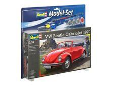 Revell 1:24 VW Beetle Cabriolet '70 Model Set - 67078