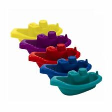 5pc barco flotante de tiempo de Baño del Bebé Juguete Infantil Niño Niños Flotadores juego seguro