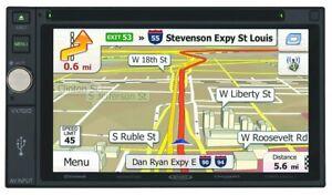 Jensen Refurbished VX7020 Multimedia Receiver w/ Built-In Navigation + Bluetooth