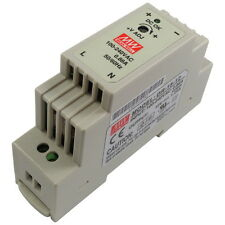 MEANWELL DR-15-12 Schaltnetzteil 15W 12V 1250mA DIN Rail Power Supply 855863