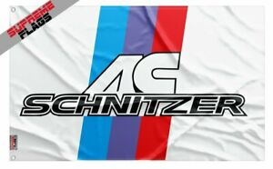 BMW AC Schnitzer Flag (3x5 ft) Banner