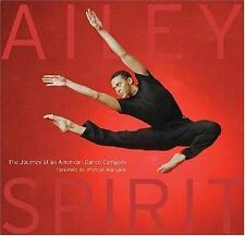 Ailey Spirit: The Journey of an American Dance Company-ExLibrary