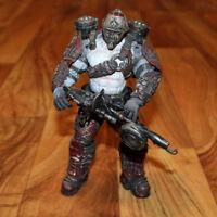 Gears of War Locust Grenadier Flame Thrower series Action Figure Neca 2008