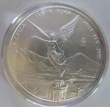 2011 Mexican Libertad 1oz .999 Silver Bullion Coin
