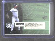 2008 Upper Deck SPx American Hero #KG 15 Ken Griffey Jr No 1 of 1 Please Read