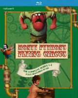 Monty Python's Flying Circus: The Complete Series 1-4 [New Blu-ray] Boxed Set