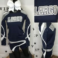 Real Cheerleading Uniform All Stars Largo Adult Sm