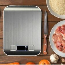 Digital Kitchen Scales 5kg Electronic LCD Display Balance Scale Food Weight 81