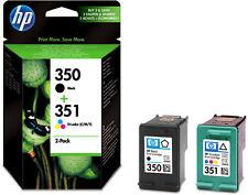 ORIGINAL DRUCKER PATRONE HP-350+351 C4340 C4380 C4385 C4400 C4424 C4480 C4500