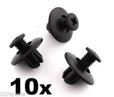 10x Tornillos Plásticos De Ajuste Para Mazda