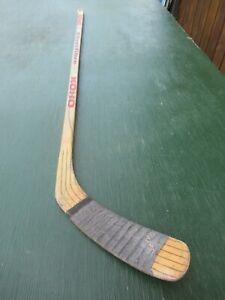 "Vintage Wooden 55"" Long Hockey Stick KOHO SILVERFIBRE"