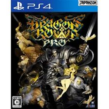 Atlus Dragon's Crown Pro SONY PS4 PLAYSTATION 4 JAPANESE VERSION