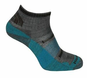 The North Face Smartwool Hike Outdoor Unisex Socks Turquoise NF0A3CN0ZMZ A18A