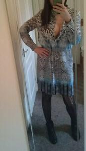 Womens shirt dress size M Gorgeus