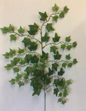 Green Ivy Sprays Artificial Silk Flowers Foliage Pack x6 Stems