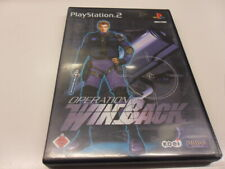 PlayStation 2 PS2    Operation Winback (6)  USK 18