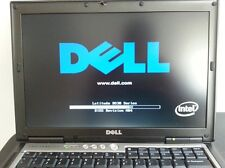 Dell Laptop D630 Duo Core Windows XP PRO RS232 Serial Com Port Microsoft Office