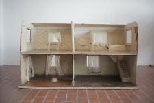 großes Puppenhaus 78 x134 x 60 cm 4 Zimmer