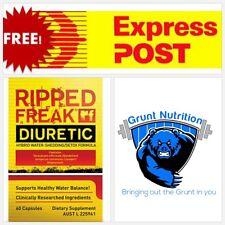 Pharmafreak Ripped Freak Diuretic 60 Capsules Hybrid Water Shedding/Detox Formul