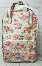 Cath Kidston Multi Pocket Backpack Wells Rose New with Tag