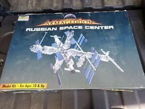 Armageddon Russian Space Center Revell Monogram Model 1:144 Level 2 Plastic